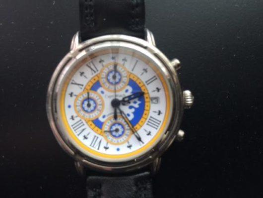 カプリ島時計