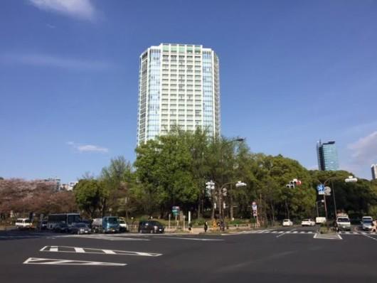 ザ・プリンスパークタワー東京と芝公園