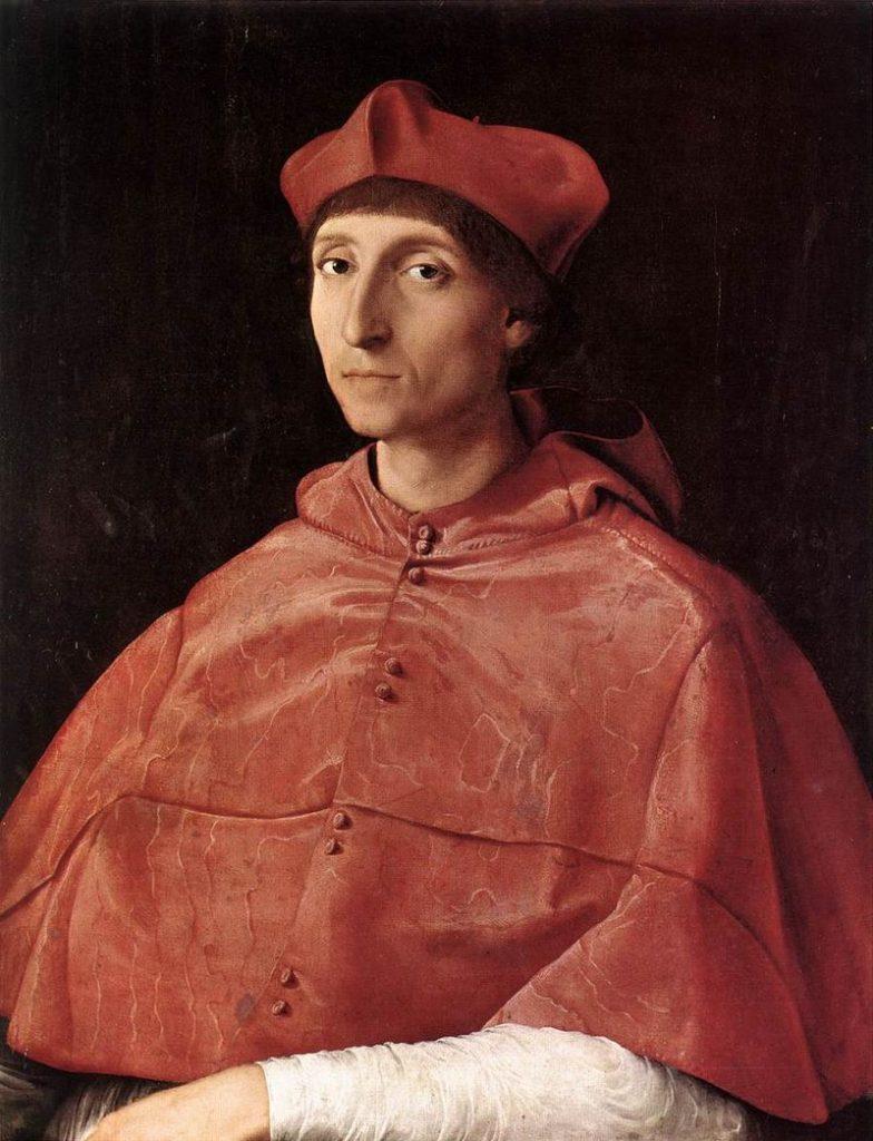 枢機卿の肖像(国立プラド美術館...