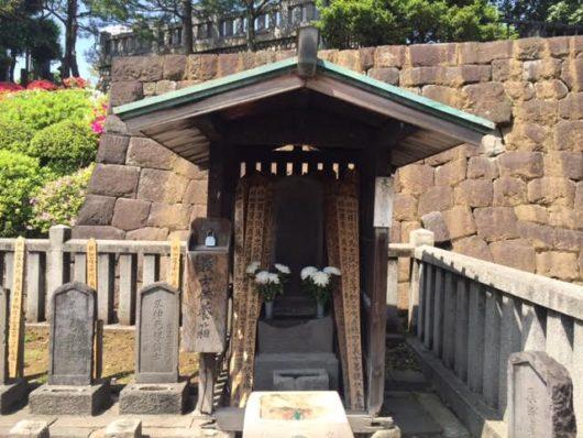 泉岳寺 大石内蔵助墓