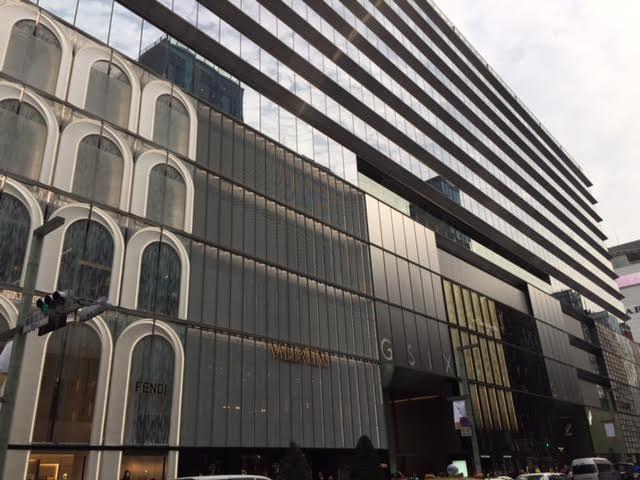 銀座競争激化!GINZA SIX(ギンザ シックス)が松坂屋跡の商業施設名に、銀座6丁目はローソン・シチズンとユニクロが主役!