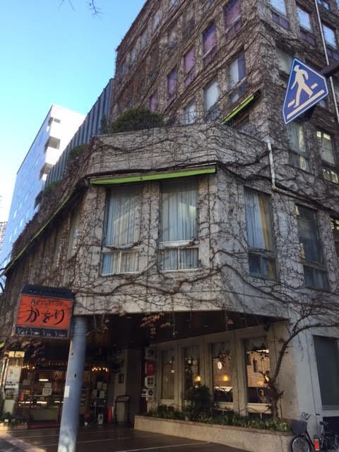横浜中区山下町 近代ホテル発祥の地にある洋菓子店「かをり」x ハイアットリージェンシー進出!