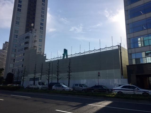 山手線新駅開業に向けての記録(11)  伊藤忠グループによる(仮称)港区高輪3丁目ホテル計画