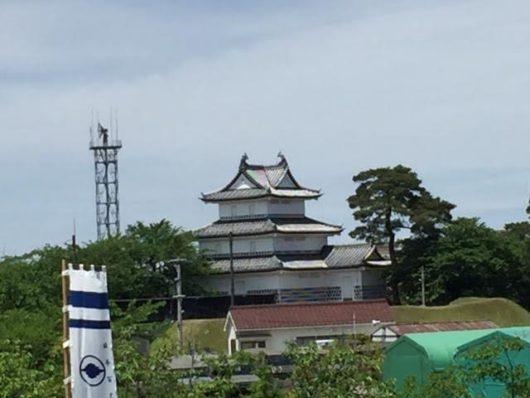 新発田城(復元)
