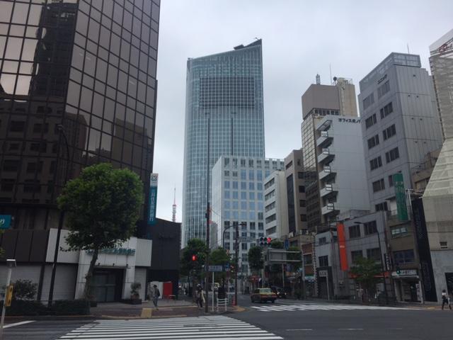 虎ノ門再開発整理 虎ノ門ヒルズ(森ビル)、虎ノ門新駅(仮称)、環状2号線&BRTなど