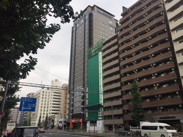 東急ステイ高輪(2018年2月オープン) x 泉岳寺駅 x 山手線新駅