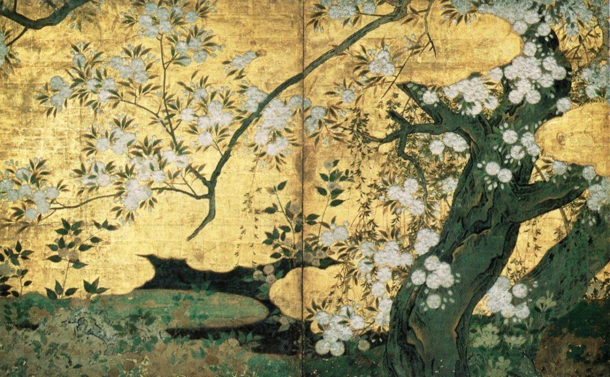 モチーフ別絵画作品シリーズ(1)桜