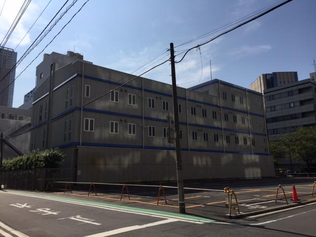 (仮称)港区芝浦二丁目計画 (長谷川コーポレーション)芝浦久々の大プロジェクト!
