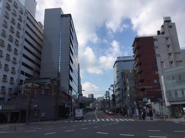 山手線新駅開業に向けての記録(16) 第一京浜(国道15号線)西側泉岳寺周辺再開発計画