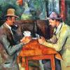 カード遊びをする人々(コートールド・ギャラリー、セザンヌ)