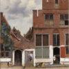 小路(アムステルダム国立美術館、フェルメール)