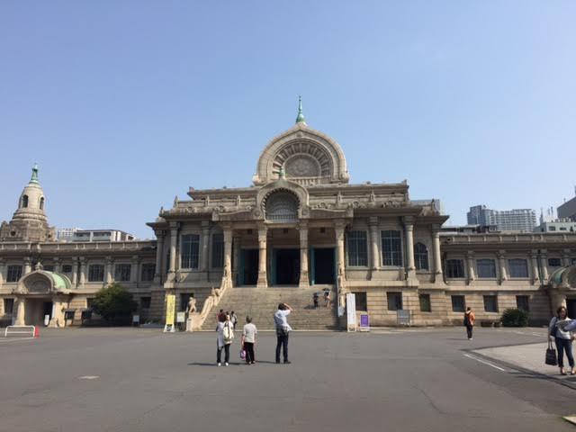 築地本願寺がNHK「探検バクモン」に登場(2017年1月4日)