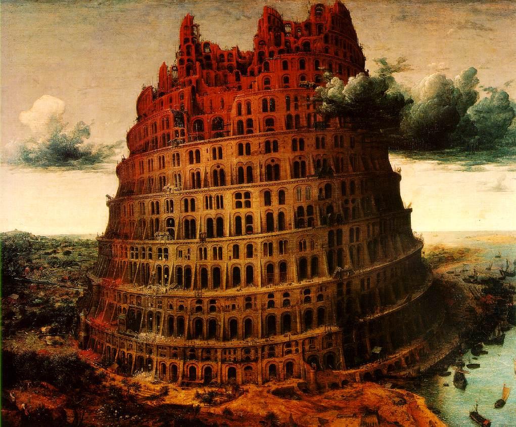 「バベル(BABEL)の塔」展 x ピーテル・ブリューゲル x 「AKIRA」作者・大友克洋氏