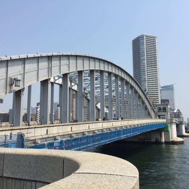 祝・勝鬨橋が日本機械学会に「機械遺産」に認定される(2017年8月7日)!