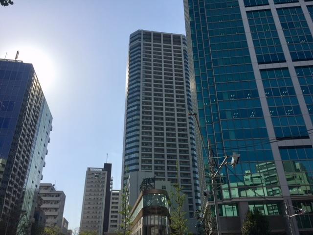 東京23区内駅直結マンションの駅直結度比較(3)白金高輪駅直結 「白金タワー」