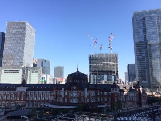 八重洲再開発xNHK「ブラタモリ」x東京駅